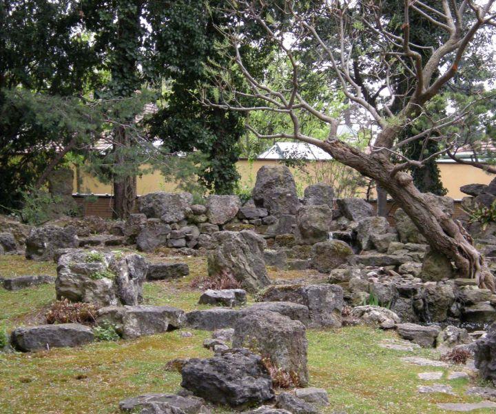 japanese gardens history