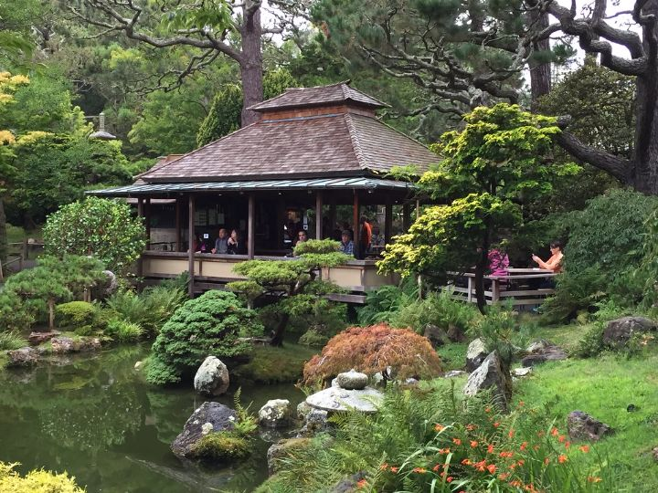 japanese gardens images