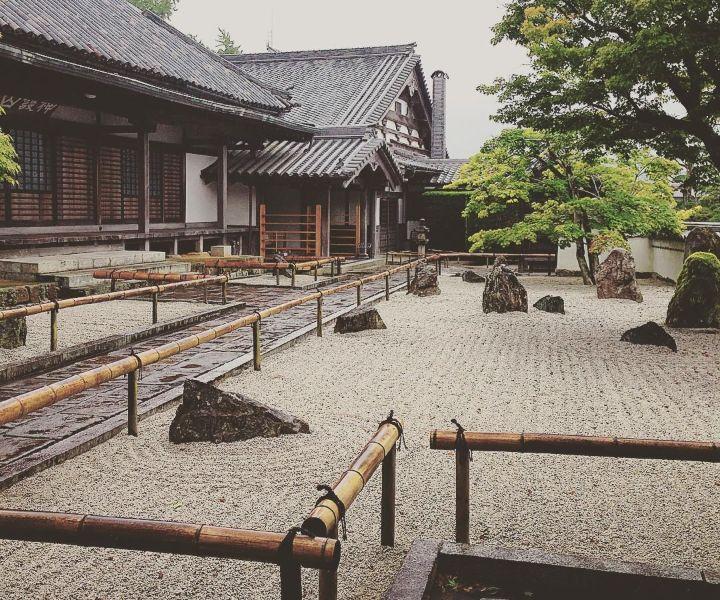 japanese gardens japan