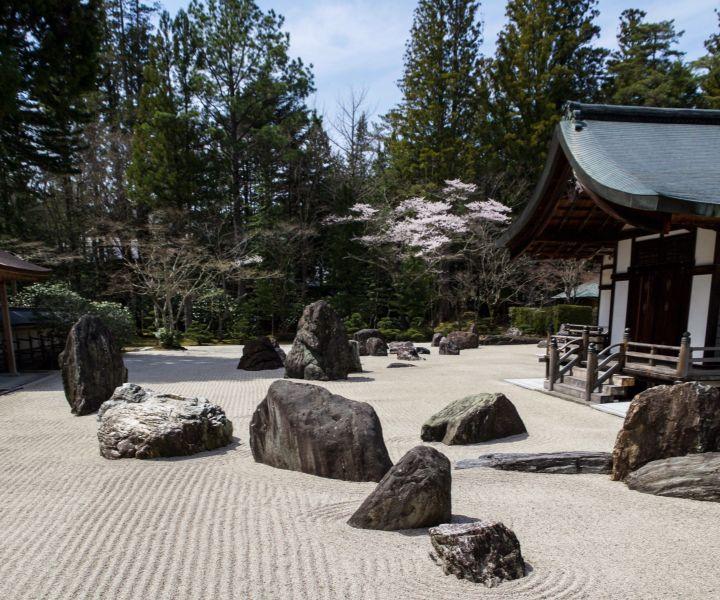 japanese gardens zen