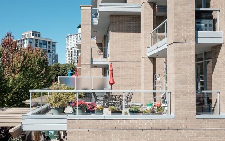 terrace garden space
