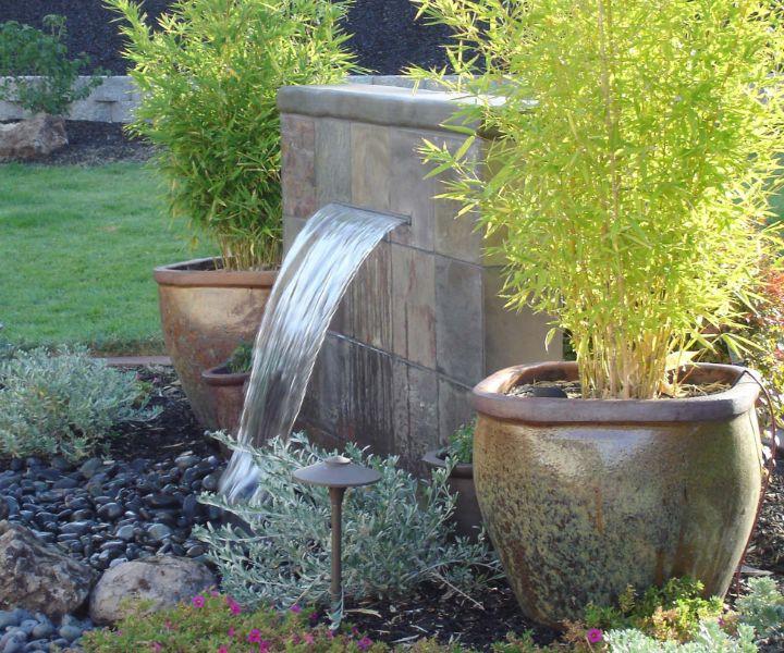 water conservation gardening