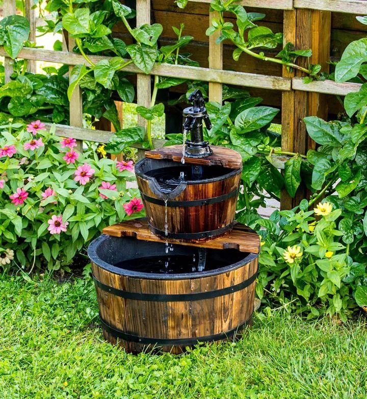 water gardening ideas