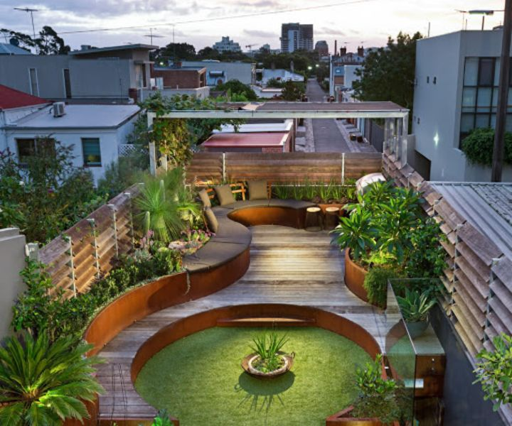 what is terrace gardening