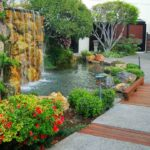 beautiful work of a landscape gardener