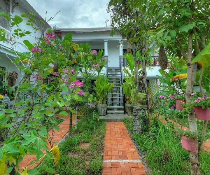 butterfly garden inn