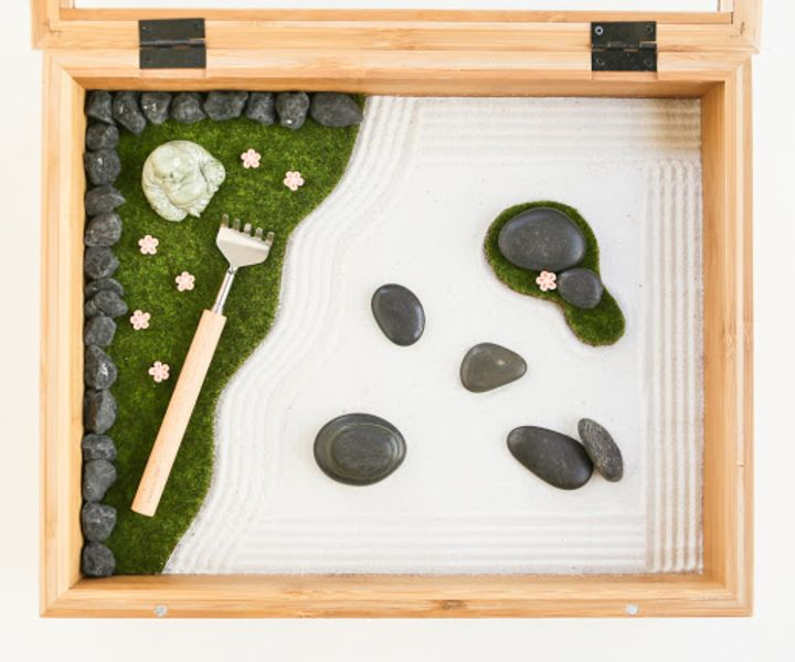 ideas for zen garden