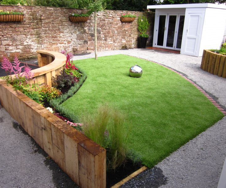 landscape gardening hereford