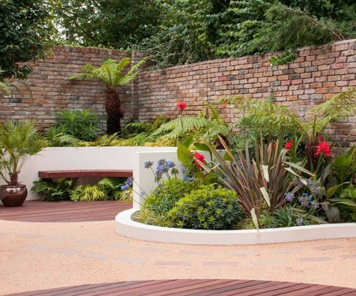landscape gardening plans