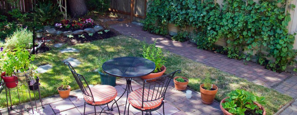 patio terrace garden