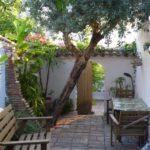 side terrace garden