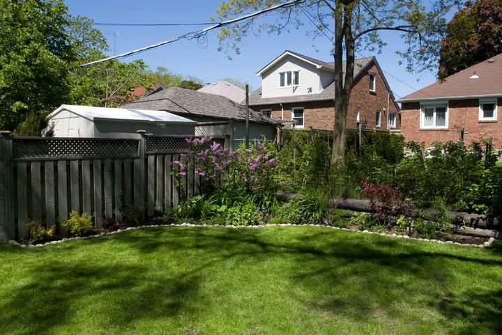 simple landscape garden design