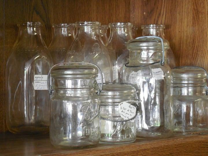 choosing jar for jarrarium