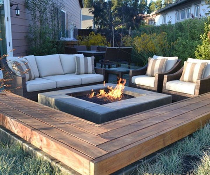 fire pit cover ideas