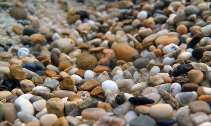 gravel for jarrarium