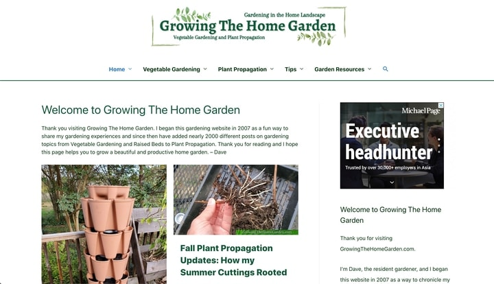 growing the home garden best home and garden blogs