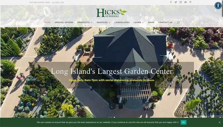 hick nurseries garden center