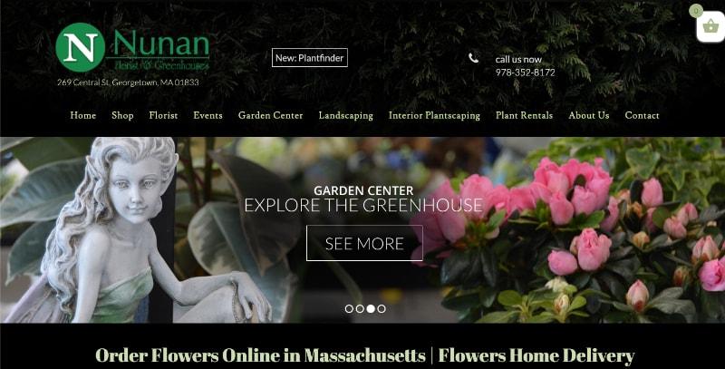 nunan florist