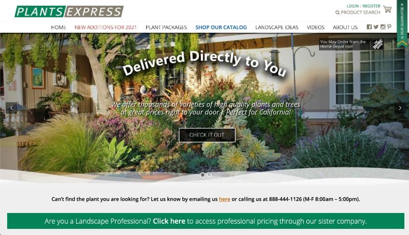 plant express