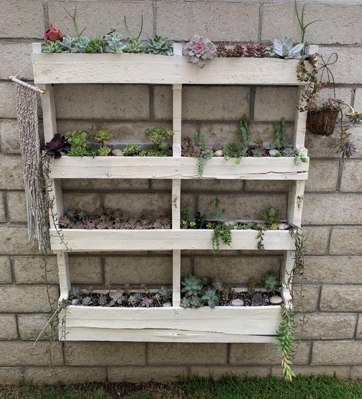 plant wall box