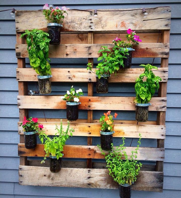 plant wall bracket