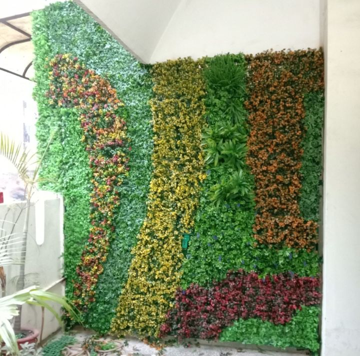 plant wall for balcony