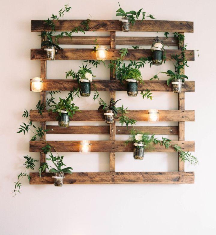 plant wall grid
