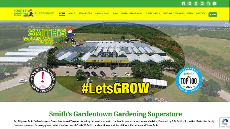 smiths gardentown