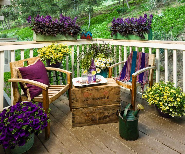 spring hill gardening