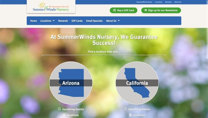 summerwinds nurseries
