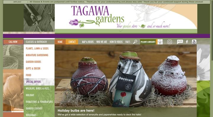tagawa gardens