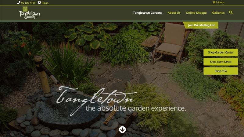 tangletown gardens