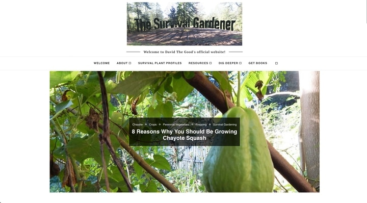 the survival gardener best horticulture resources
