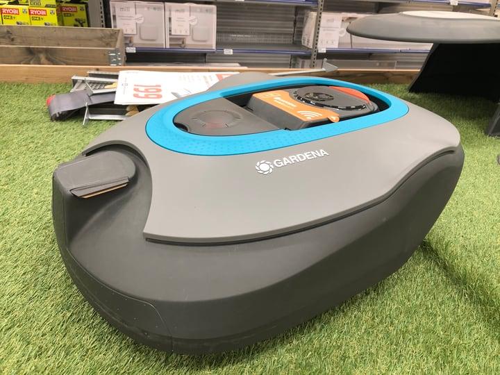 time saving robotic lawn mower