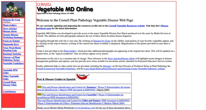 vegetable md best vegetable garden resource