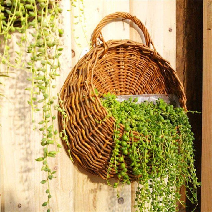 wall planter basket