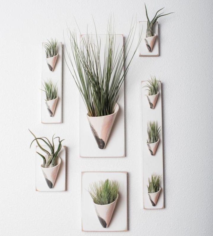 wall planter ceramic
