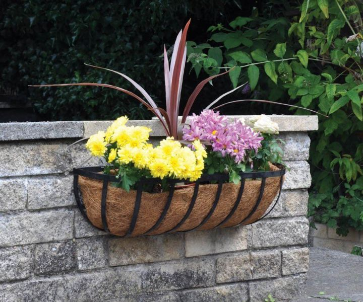 wall planter ebay