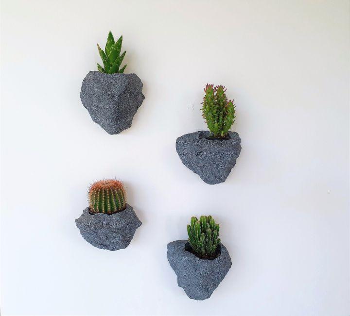 wall planter exterior