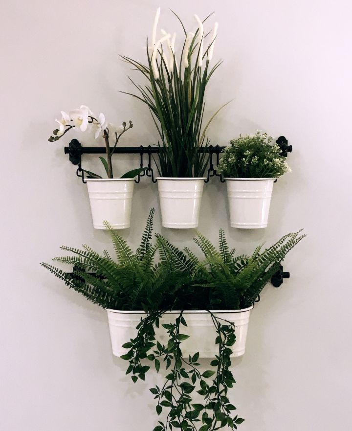 wall planter ikea