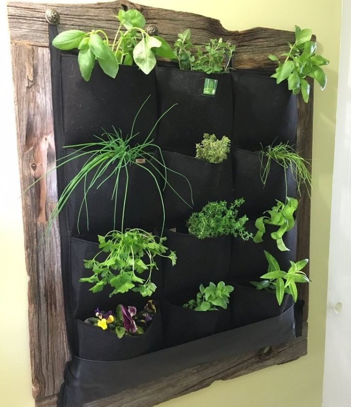 wall planter indoor