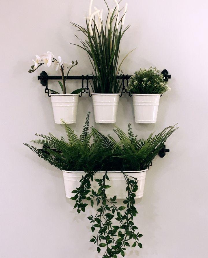 ikea hanging planter
