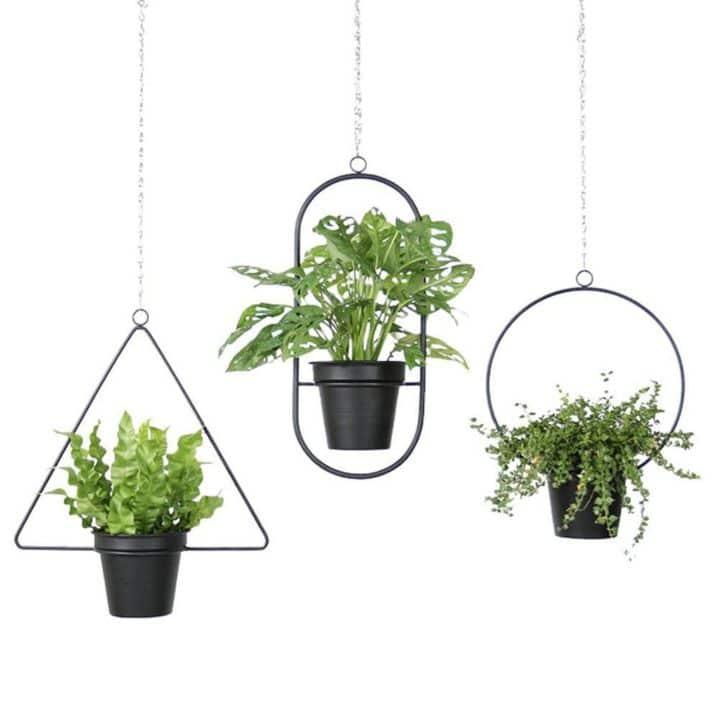 wall hanging garden planters