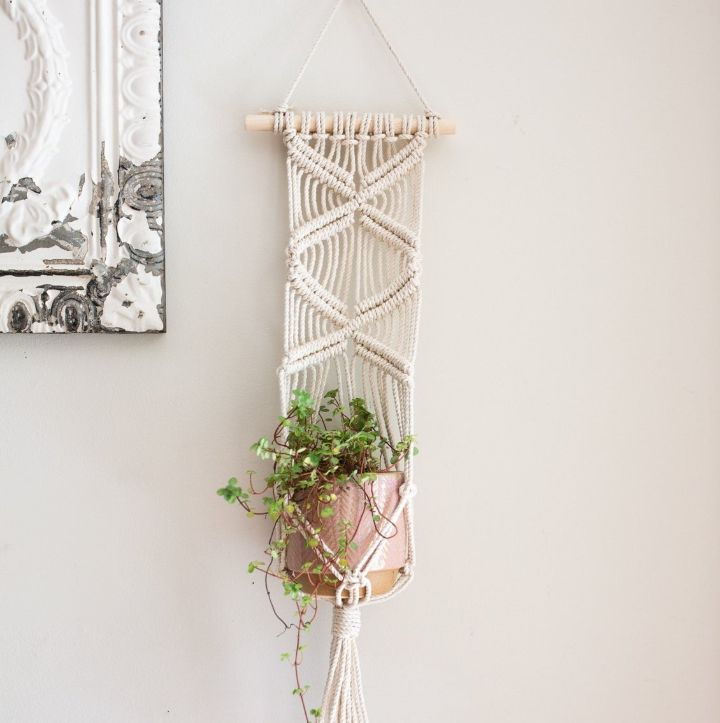 wall hanging planters diy