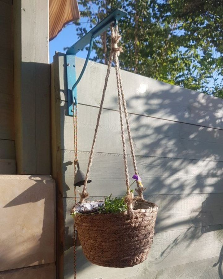 wall hanging planters outdoor