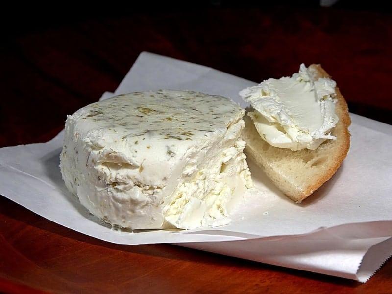 chèvre cheese