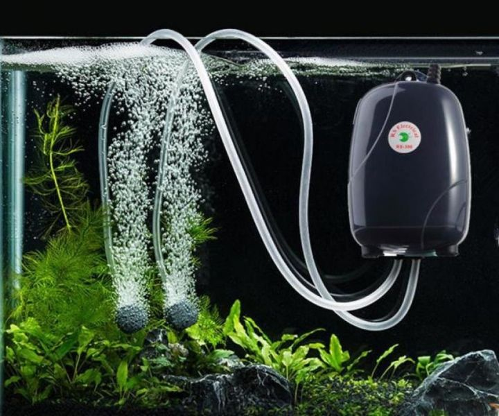 fish aquarium air pump