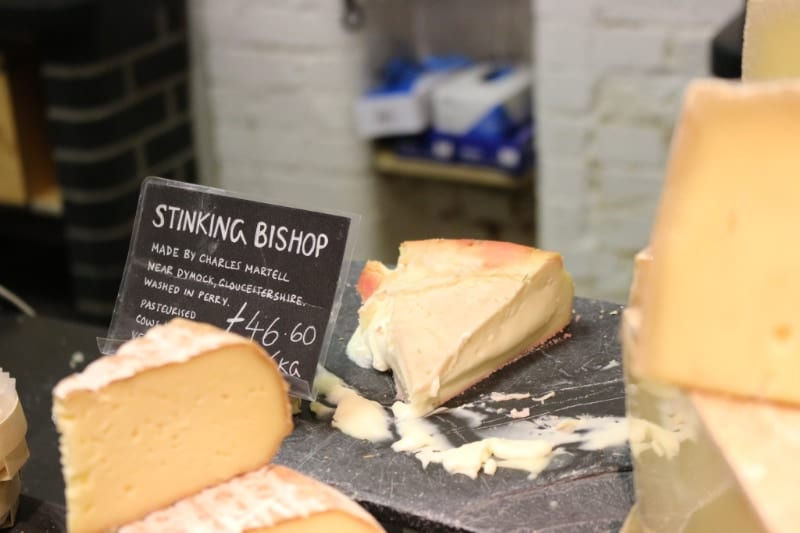 stinking bishop soft cheese