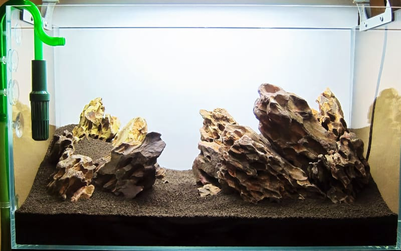 aquascaping rocks stonescaping