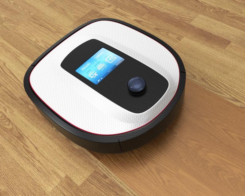robot vacuum cleaner connectivity